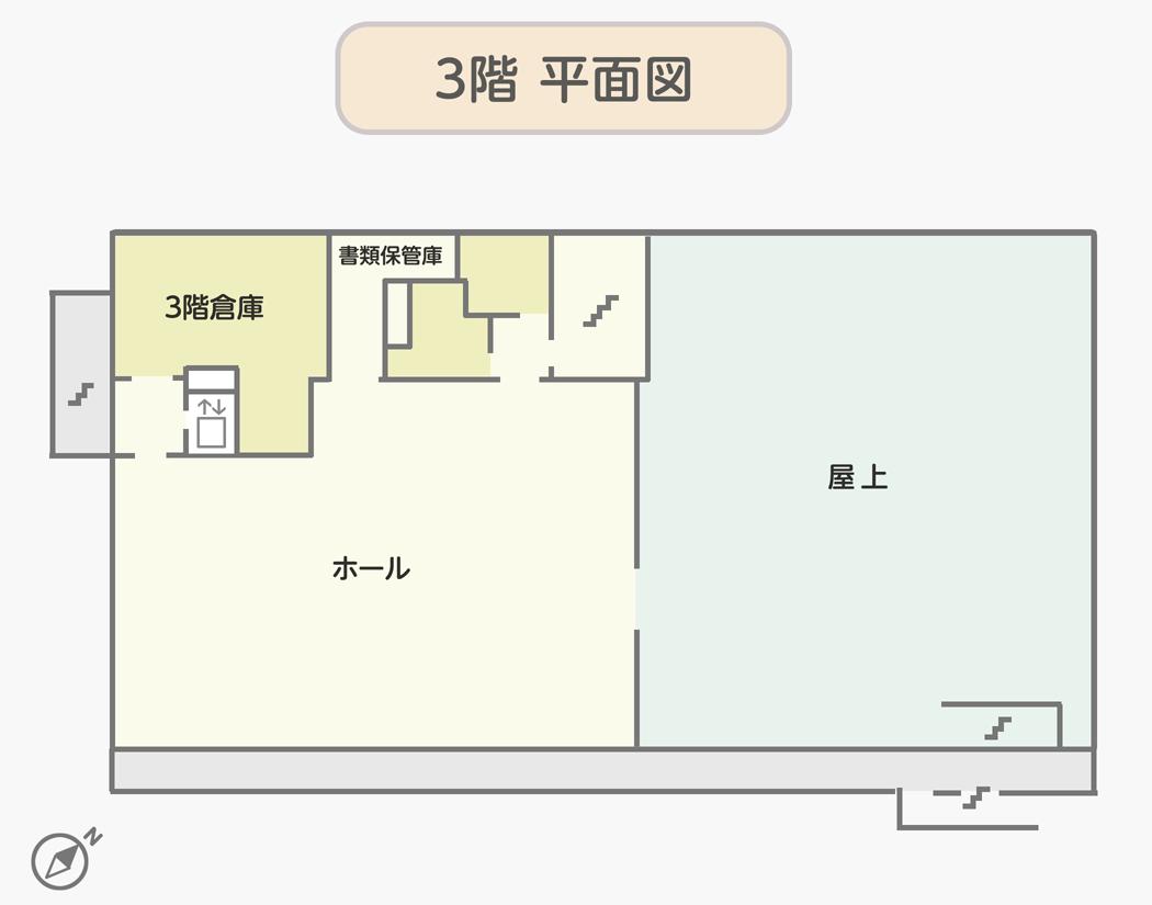 上水保育園本館(3階)